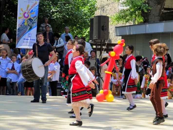 снимка: Фестивал Созополис 2012