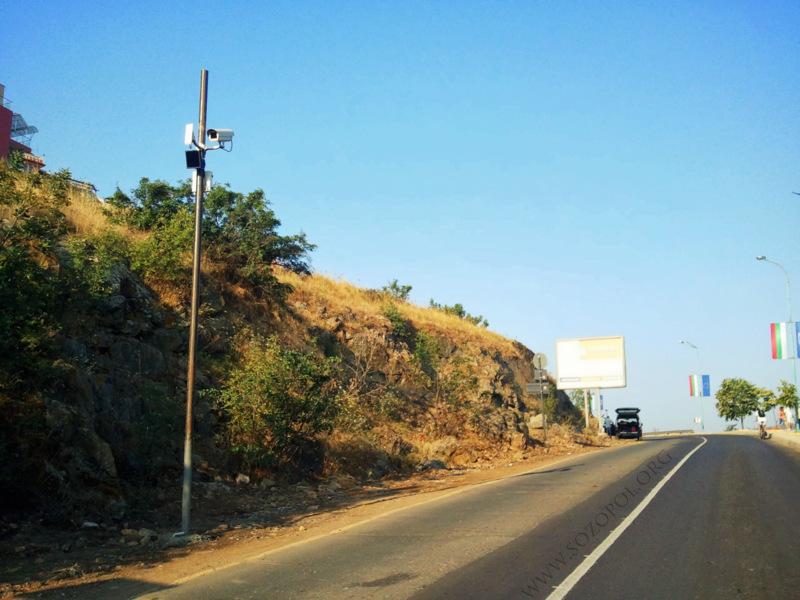 Созопол се похвали с видеонаблюдение и свободни интернет WiFi зони