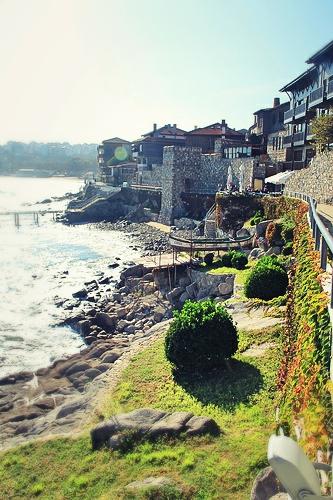 Защо избирам българския град Созопол пред гръцкото село Созополи + снимки