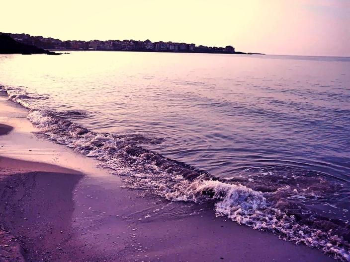 Лятото изтече - снимка от Созопол