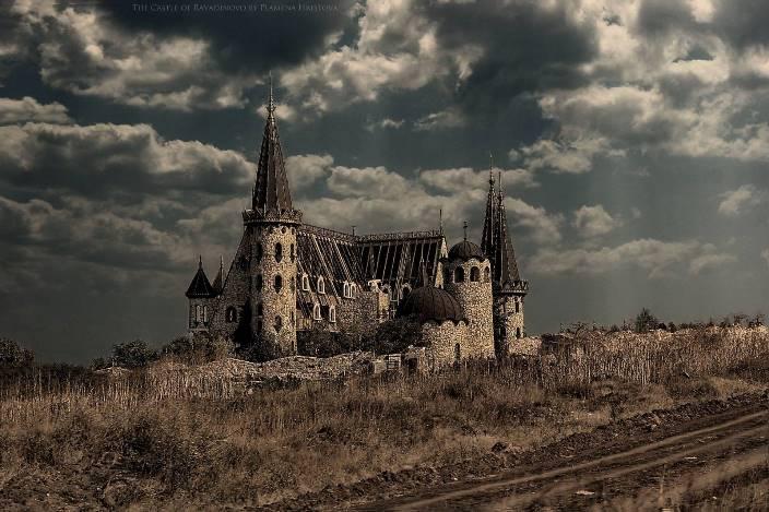 Холивуд снима замъка в Равадиново