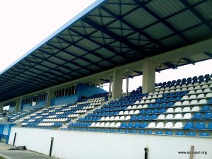 Стадионът на ФК Созопол - Созопол Арена