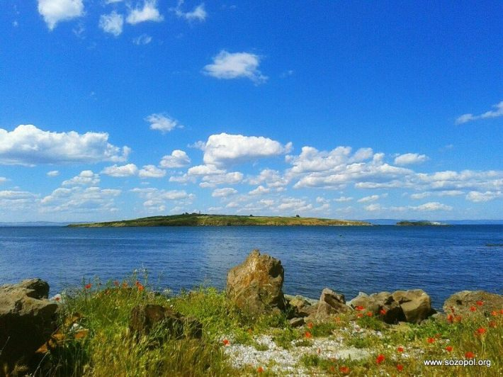 Едно Райско кътче от България - остров Свети Иван край Созопол