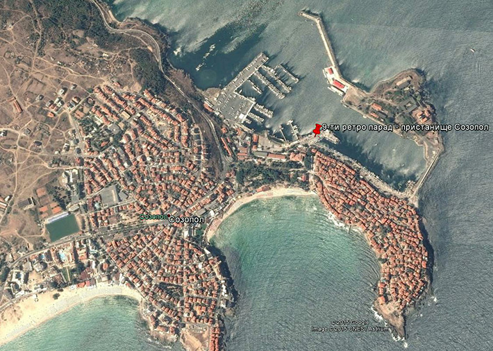 Ретро парада ще се провере на пристанището в стария Созопол