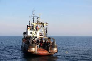 Риболовните кораби са вече на път 1