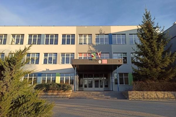 szkoła SP 3 w Gryfinie