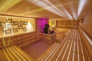 Aufgusstetehatre sauna