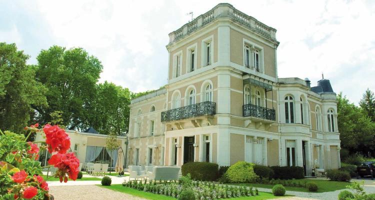 Le Spa du Clos - Le Château de La Ribaudière
