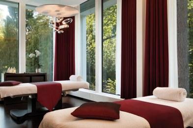 Spa Cinq Mondes de l'Hôtel Dolce La Hulpe à Bruxelles