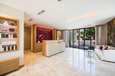 Spa Cinq Mondes du Long Beach Hôtel à Maurice