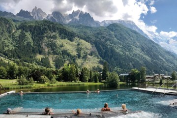Un nouveau centre de bien-être au pied du Mont-Blanc
