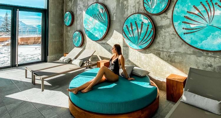 Un nouveau spa à la Rosière