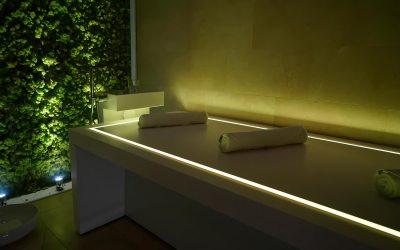 L'importance de la conception du plan de surface dans un spa