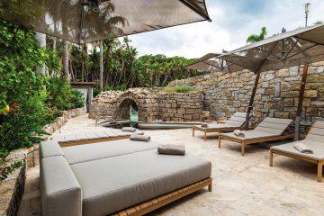 Le nouveau spa privé du Forte Village