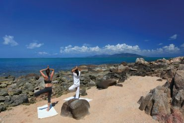 Wellness au spa Six Senses Samui