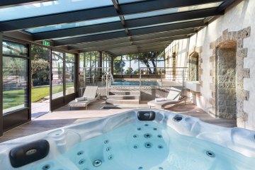 Le nouveau spa de la Bastide de Tourtour