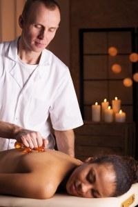 Les praticiens masculins en spa