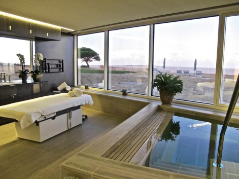 Le nouveau spa de la Grande Terrasse