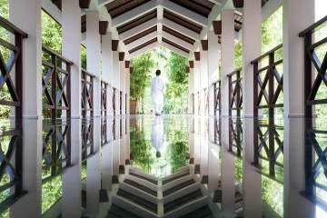 Expérience himalayenne à l'Ananda
