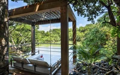 Le meilleur spa de luxe de l'Océan Indien