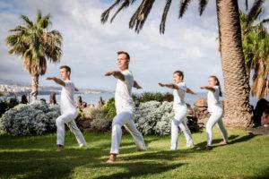 Yoga at Océano Hotel Health Spa