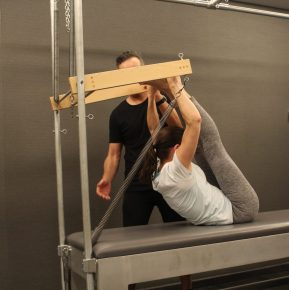 Healthy Living academy at SHA Wellness Clinic, Pilates reformer and Cadillac by SIS Spa in Spain