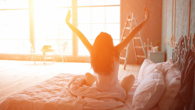 Tips to wake up happier by SIS Spa in Spain