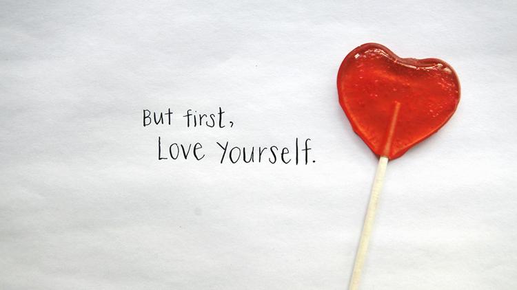 love yourself by SIS Wellness Holidays, self-love