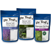 Get Well Sooner: Dr. Teal's Therapeutic Solutions
