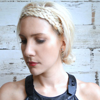 Return of the Bad-Ass Braids: Hunger Games Inspired Hair How-to's