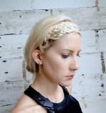 Katniss Nine Strand Crown Braid