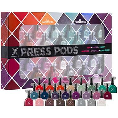 press pods