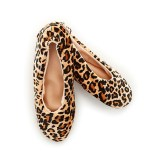 geluxury slippers - leopard