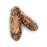 geluxury slippers - leopard