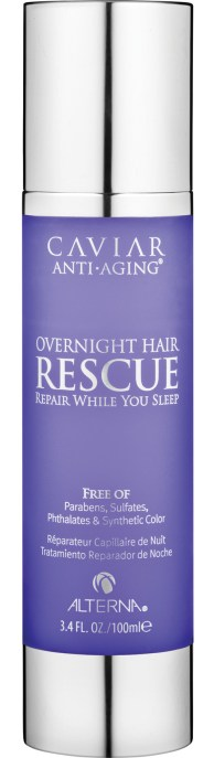 Alterna Haircare Caviar Overnight Hair Rescue