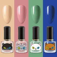 5 Cute & Pretty DIY Nail Sets