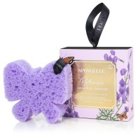 Big Little Luxuries: Botanica Butterfly Body Buffers by Spongellé