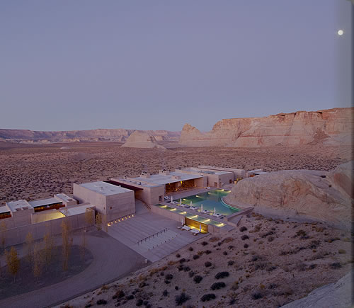 Next Week! Amangiri Spa Interview with Ryan Van Duzer