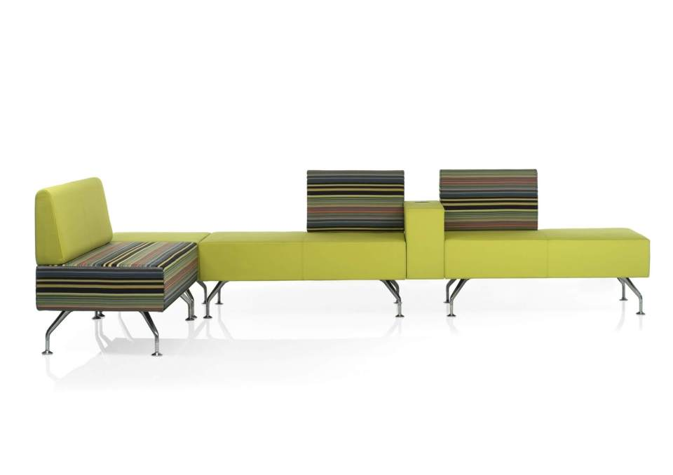 Picture of Orangebox Perimeter Soft Reception Seating