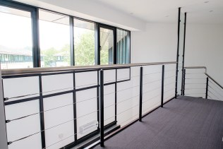 Image of Orders of St John Care Trust mezzanine floor refurbishment