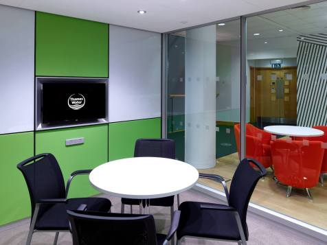 Thames Water Office Audio Visual