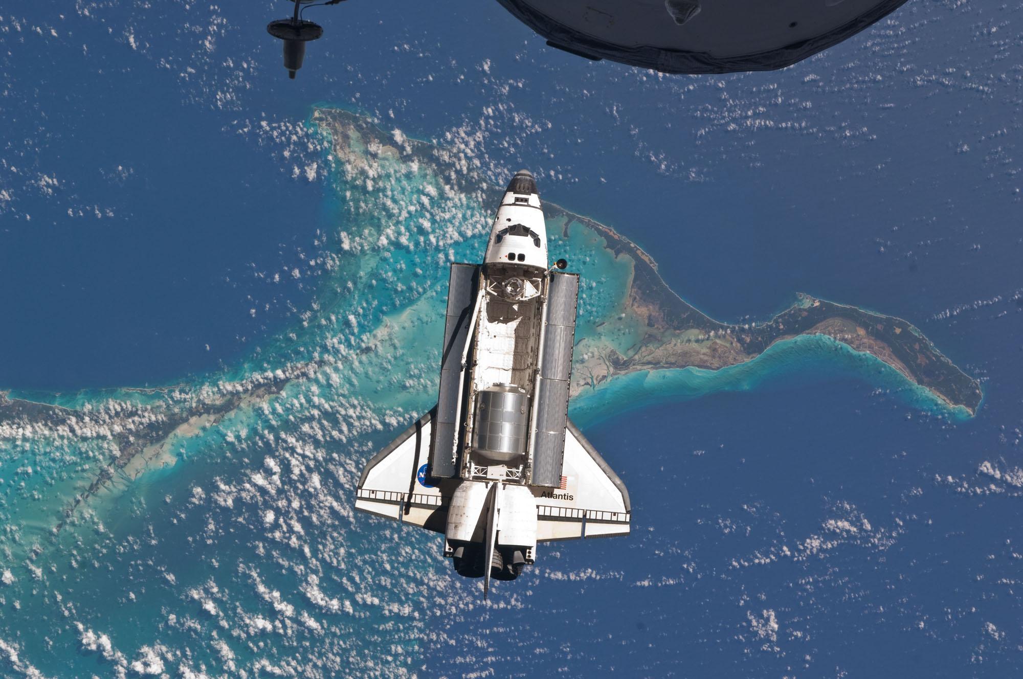 Atlantis: Last Shuttle Launch
