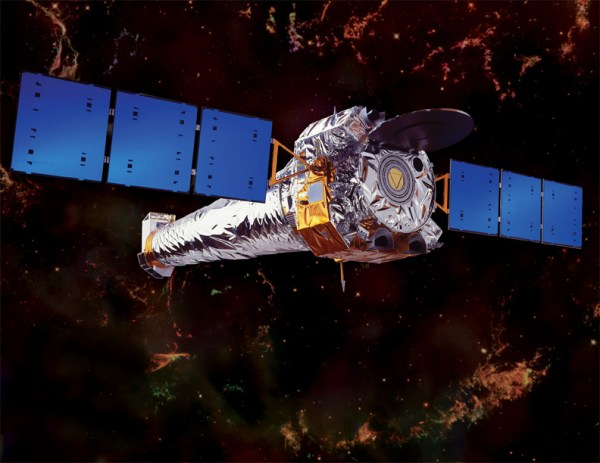 Chandra XRay Observatory Space Telescope Reveals the