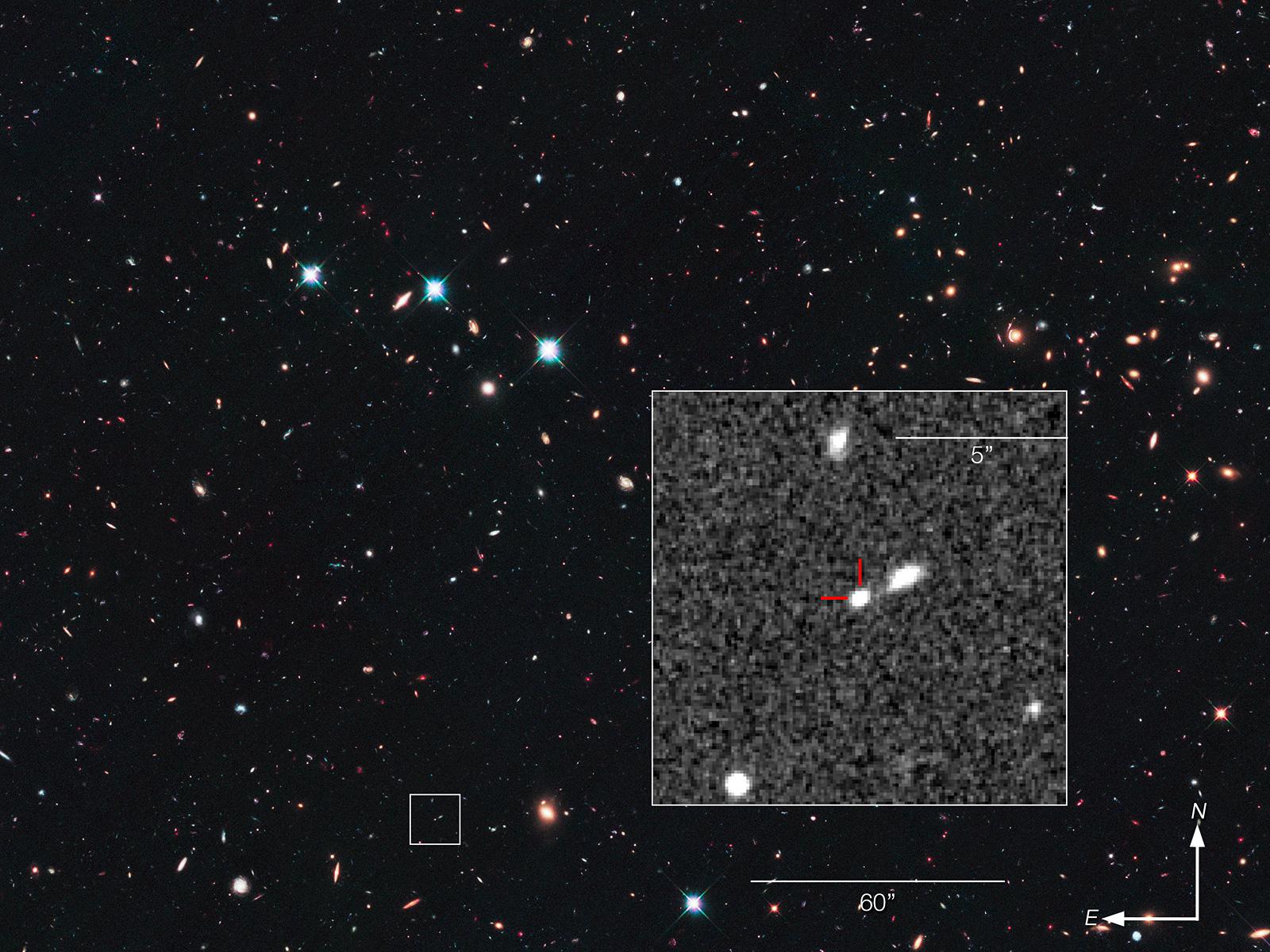 Long Ago and Far Away | Space Wallpaper
