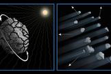 Rare Sight: Hubble Telescope Sees Asteroid Falling Apart ...