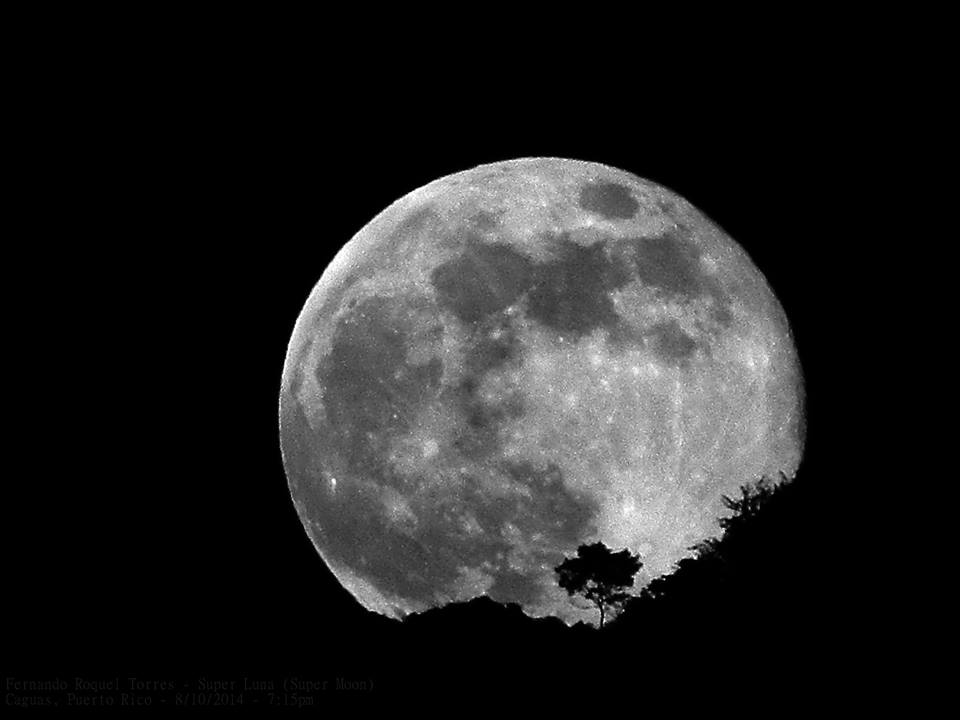 October's Full Moon Rises Tonight: Learn Its Lunar Names