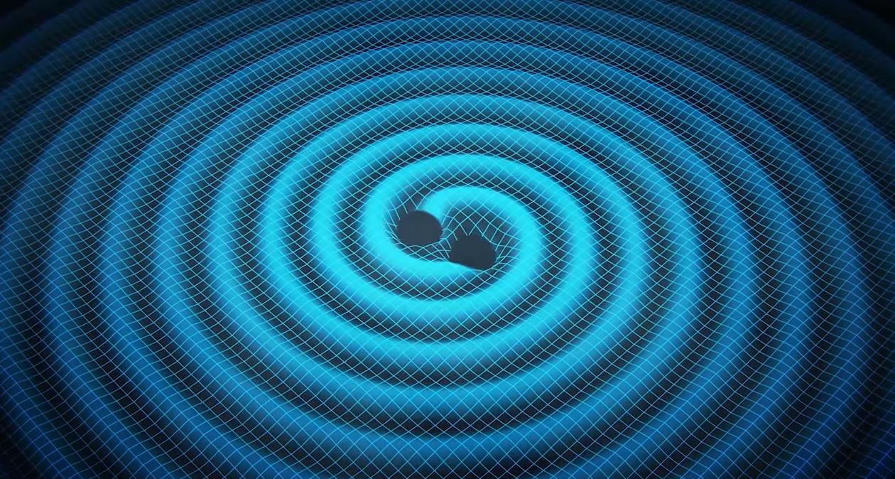 Em primeiro histórico, de Einstein gravitacionais Waves detectado Diretamente