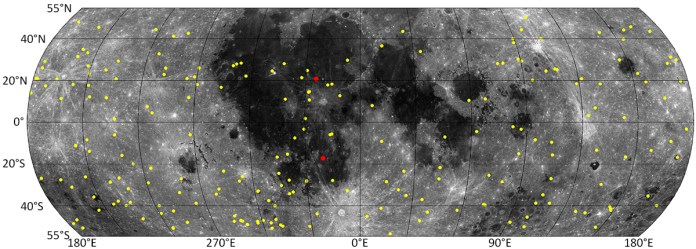 The Moon Craters Are Appearing Faster Than Thought