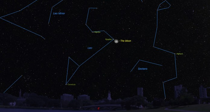 Look Up To Catch The Planets: Skywatching In 2017