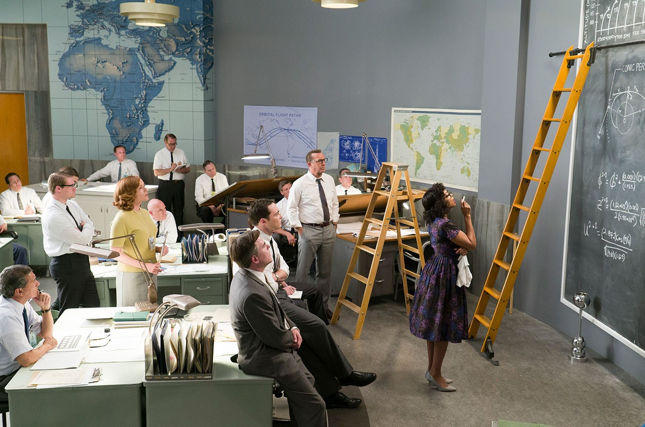 Image result for hidden figures production design